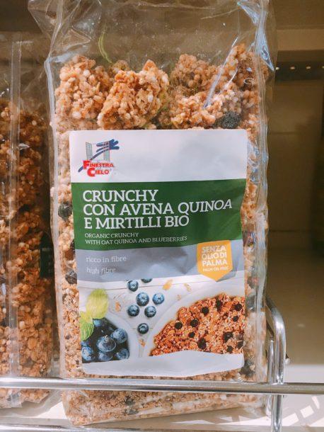 Mediterranean Diet: quinoa italy