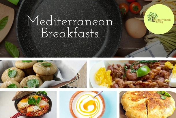 7 Breakfasts from the Mediterranean Diet Featured Image