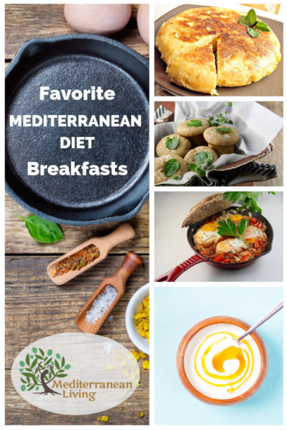 Mediterranean Diet Breakfasts
