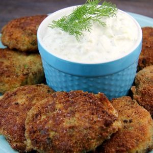 Mediterranean Diet Recipes: Zucchini Fritters