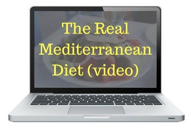 The Real Mediterranean Diet