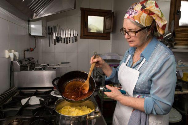 Mediterranean Diet: Extremadura Chef Dori