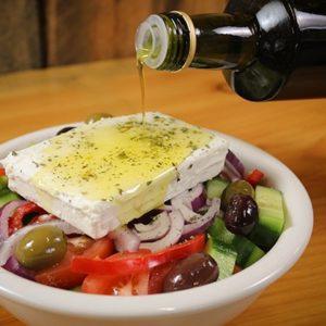 Mediterranean Diet Recipes: Authentic Greek Salad