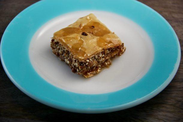 Baklava: Mediterranean Diet Recipe