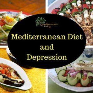 Mediterranean Diet: Depression Diet