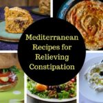 Mediterranean Diet Recipes to Help Relieve Constipation