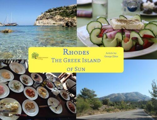 Rhodes, The Greek Island of Sun