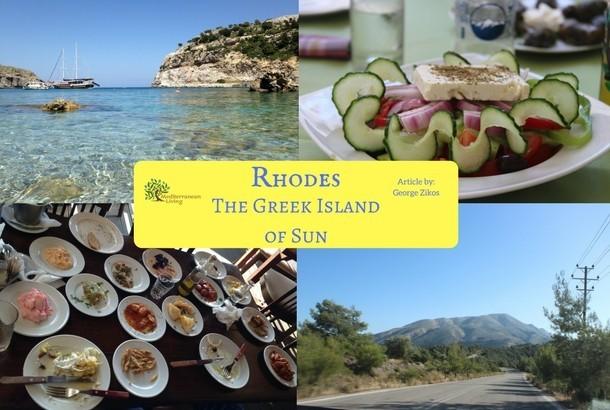 Rhodes The Greek Island of Sun