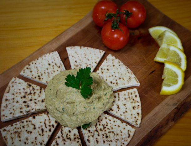 Baba Ganoush: Mediterranean Diet Recipes