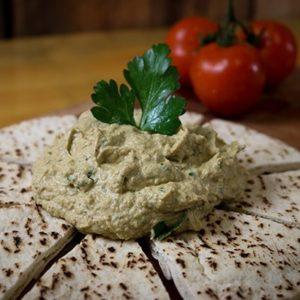 Baba Ganoush: Mediterranean Diet Recipes