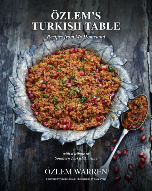 Ozlem's Turkish Table Cover