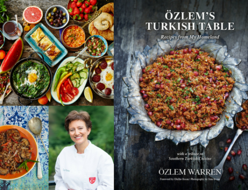 Ozlem's Turkish Table (Interview, Turkish Recipes, Book Review)