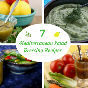 7 Mediterranean Salad Dressings