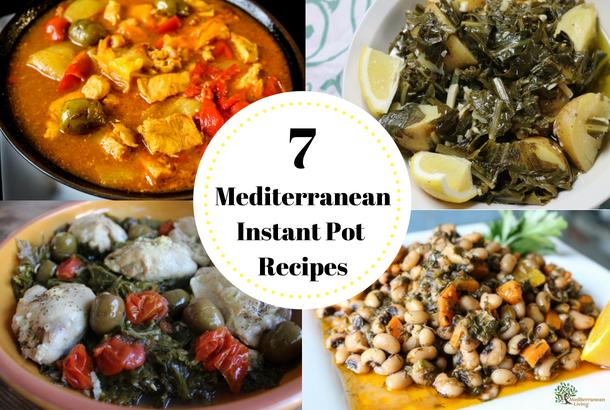 7 healthy instant pot recipes