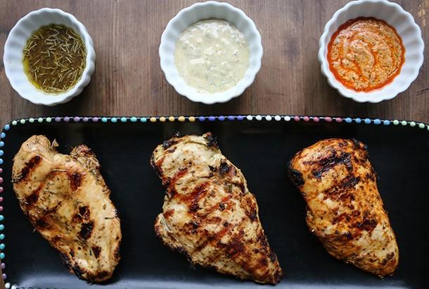easy chicken marinade Mediterranean diet recipes