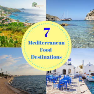 7 Mediterranean Food Destinations Mediterranean islands