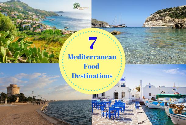 7 Mediterranean Food Destinations Mediterranean islands