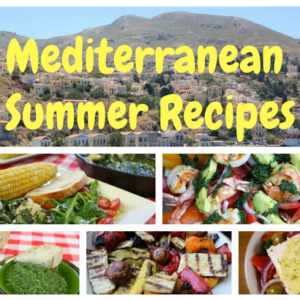 mediterranean summer recipes
