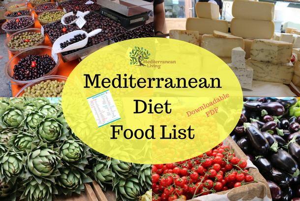 The Mediterranean Diet Might Be the Secret to Living Longer — and Better