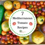 Mediterranean Tomato Recipes Mediterranean diet recipes Mediterranean Living