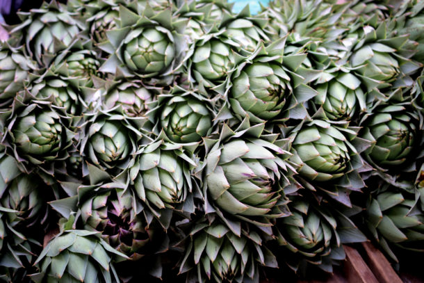Artichokes, Green Peas, and Potatoes Mediterranean Diet Recipes