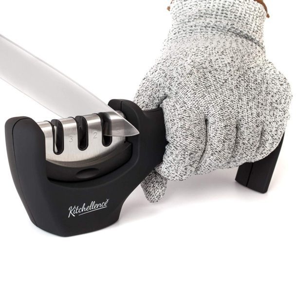 Mediterranean Living knife sharpener