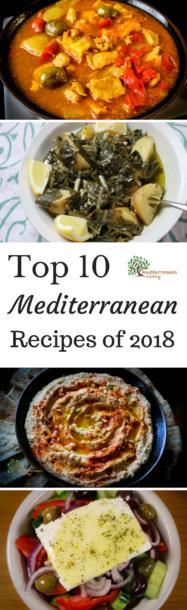 mediterranean food mediterranean living pinterest top 10 recipes of 2018
