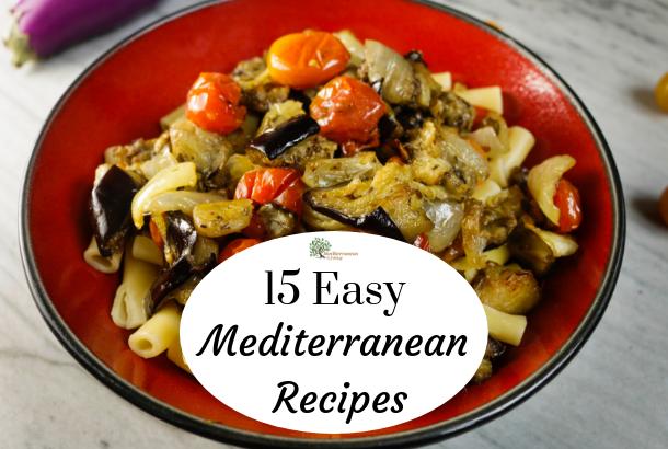 Easy Mediterranean Recipes