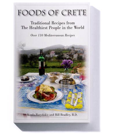 Mediterranean Diet Cookbook The Foods of Crete