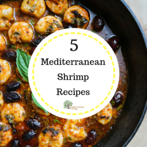 5 mediterranean shrimp recipes