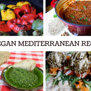 7 Mediterranean Vegan Recipes