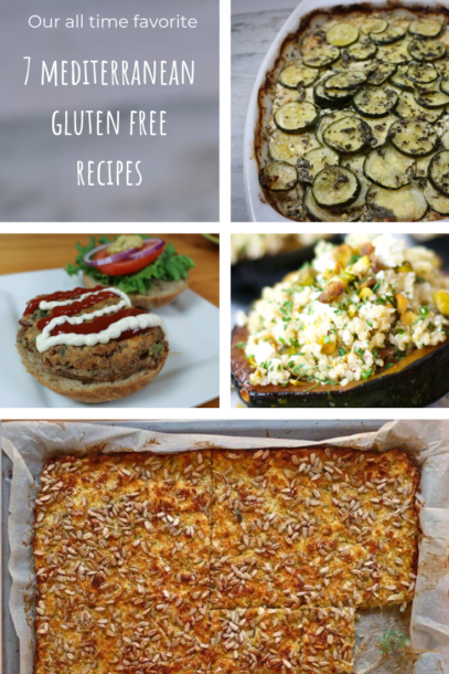 7 Mediterranean Gluten Free Recipes
