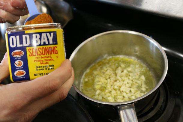 Mediterranean Sheet Pan Shrimp Boil Seasonings