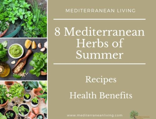 Eight Healing Herbs of Summer, How to Use Them, Health Benefits