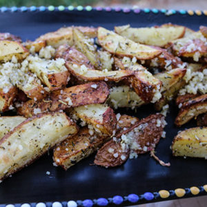 Herbs De Provence Parmesan Oven Fries