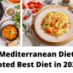 Mediterranean Diet ranked best Diet Overall, Keto in Last Place (2020)