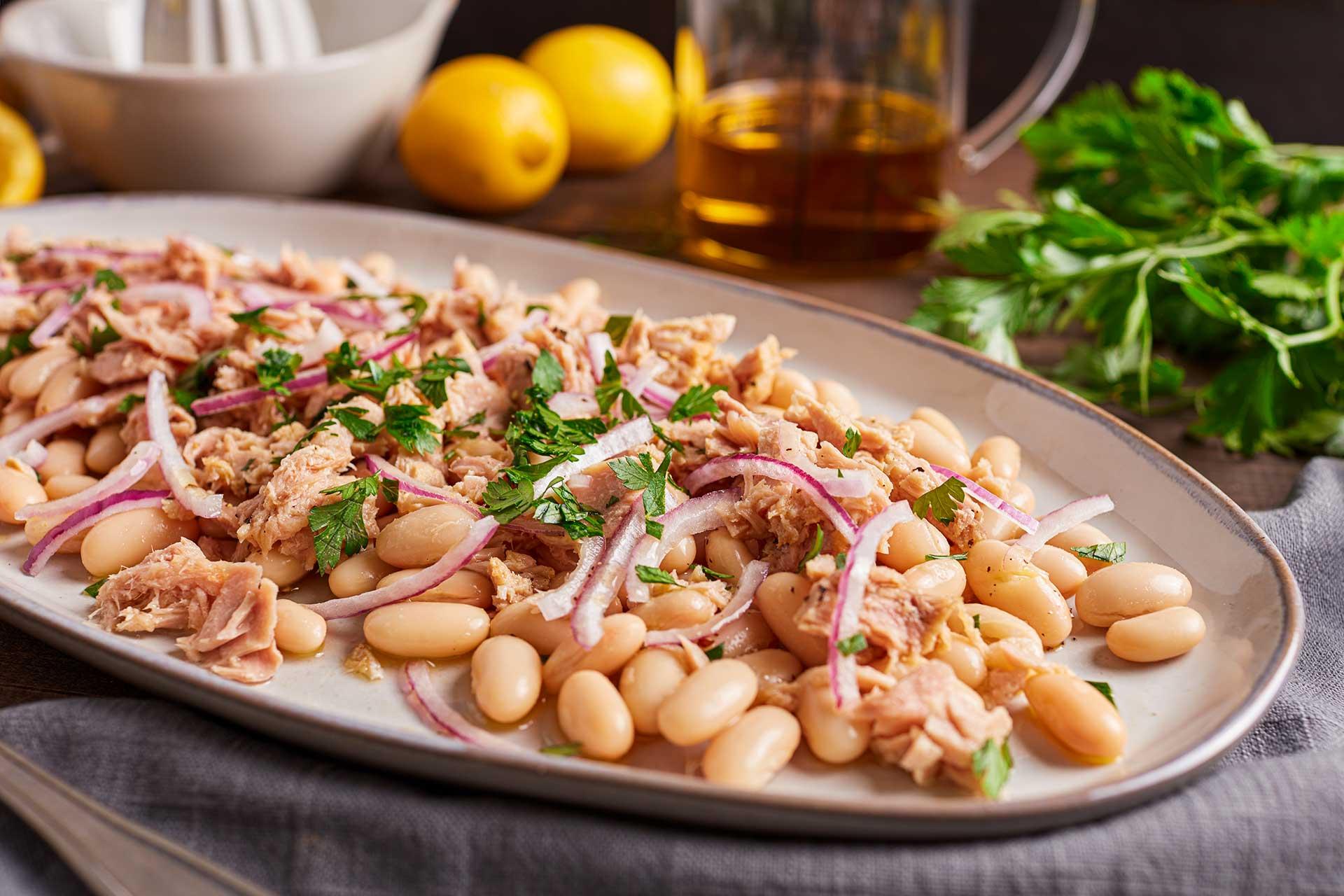 Beans and Tuna Salad (Italy)