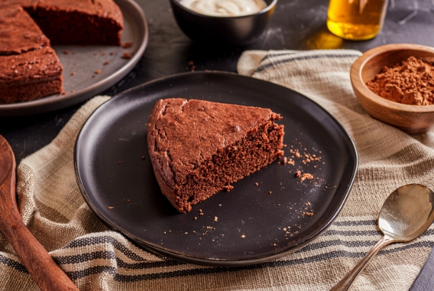 Italian Chocolate Coffee Cake