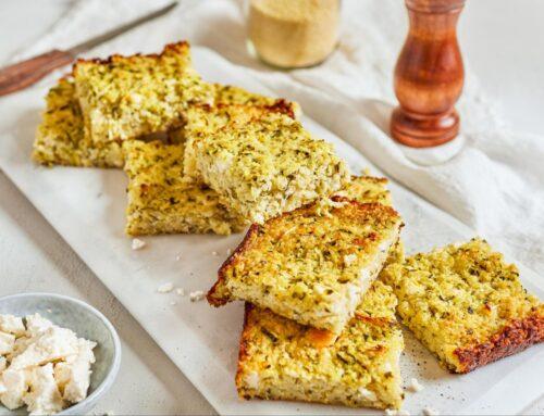 Zucchini Pie with Feta (Crete)