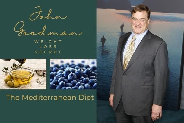 John Goodman Weight Loss Secret