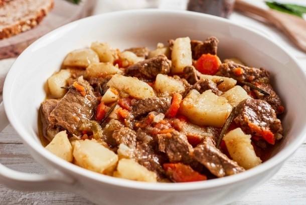 spezzatino (Italian Beef Stew)