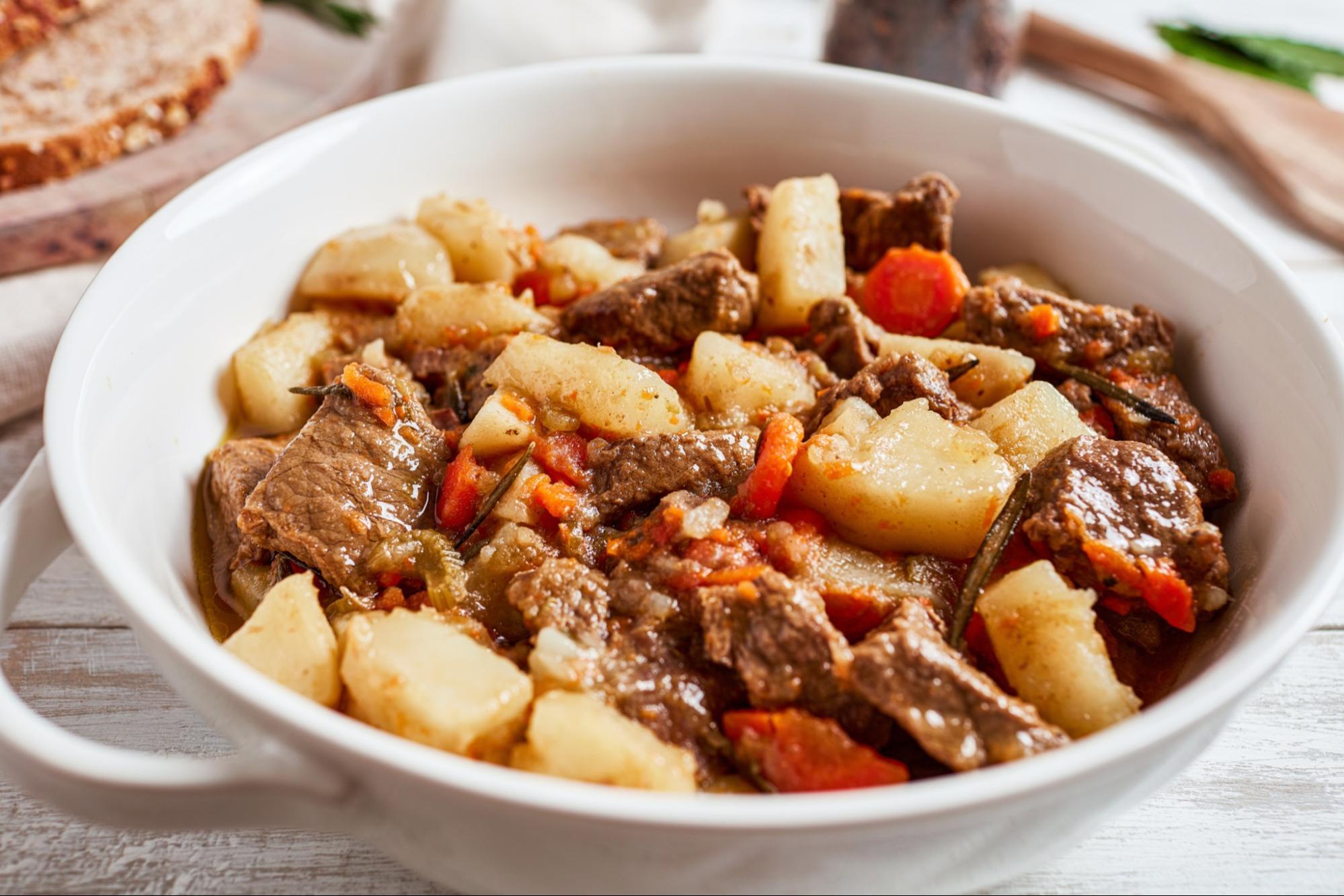 Spezzatino – Italian Beef Stew