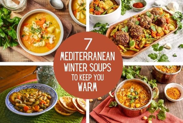 Mediterranean Winter Soups