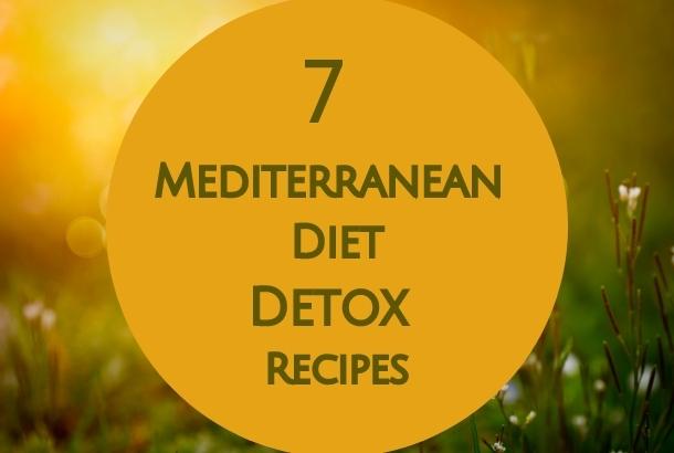 Mediterranean Diet Detox Recipes