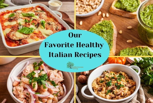 Our Favorite Healthy Italian Recipes.