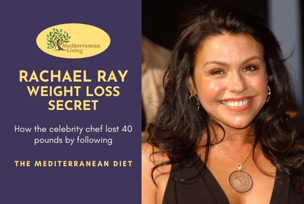 Rachael Ray Weight Loss Secret