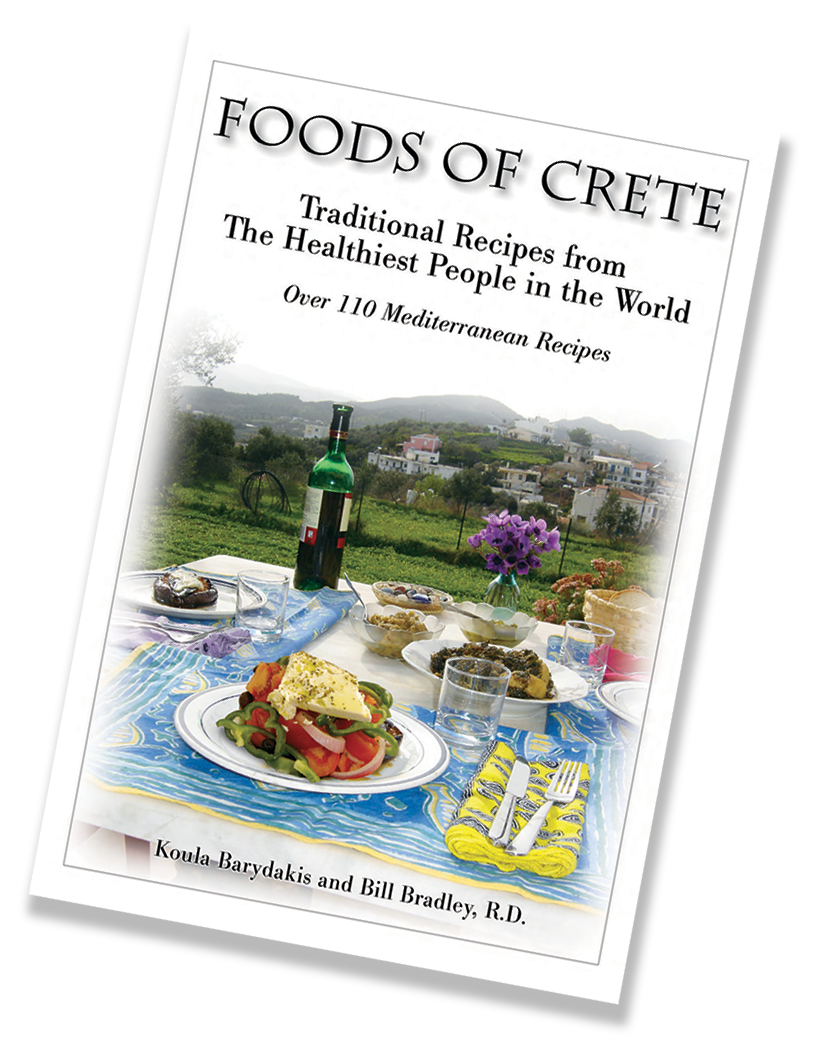 Foods of Crete Cookbook