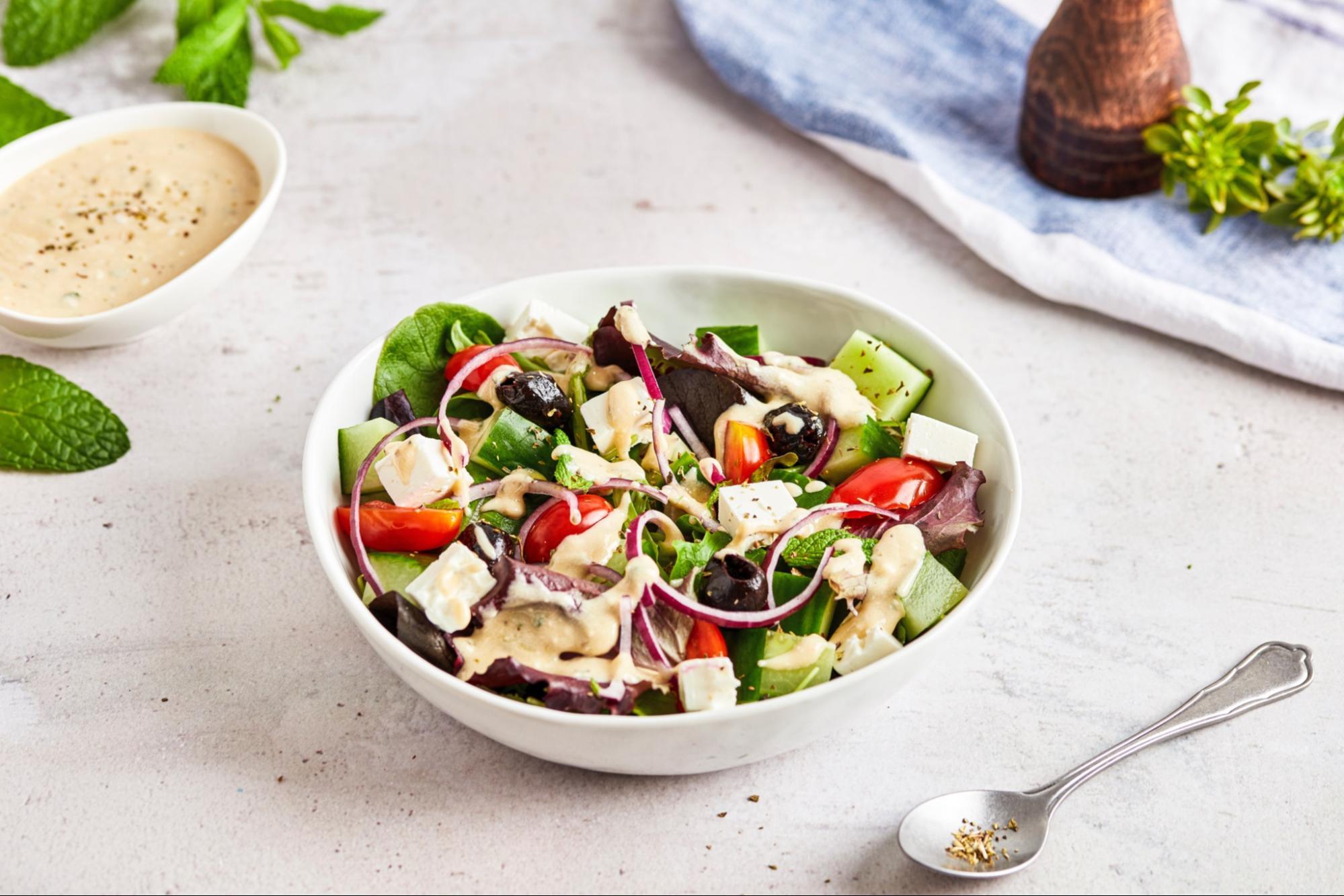Greek Chop Chop Salad